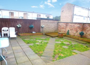 Thumbnail 3 bedroom terraced house for sale in St Johns Close, Mildenhall, Bury St. Edmunds