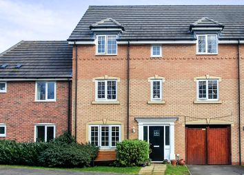 Thumbnail 4 bedroom town house for sale in Skye Close, Orton Northgate, Peterborough