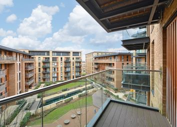 Thumbnail 1 bed flat to rent in Vancouver House, Surrey Quays Road, London