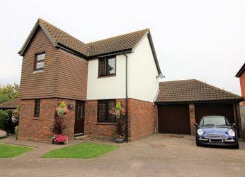 Thumbnail 4 bed detached house for sale in Lake View, Basildon