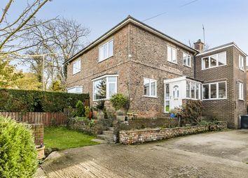 Thumbnail 3 bed semi-detached house for sale in Prospect Terrace, Husthwaite, York