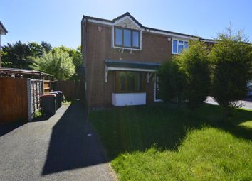 Thumbnail 2 bed semi-detached house to rent in Woodrush Heath, The Rock, Telford