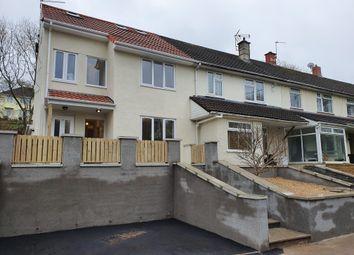 Thumbnail 2 bedroom maisonette to rent in Hencliffe Road, Stockwood, Bristol