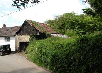 Thumbnail Barn conversion for sale in Chittlehampton, Umberleigh