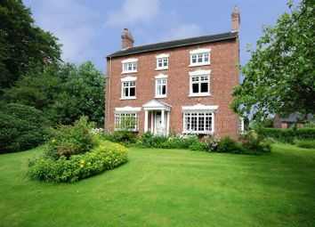 Thumbnail 6 bed detached house for sale in Bank House Farm, Caverswall, Staffordshire