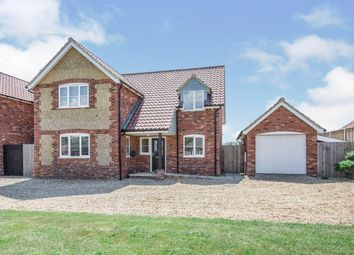 Thumbnail 4 bed detached house for sale in Bradenham, Thetford