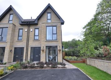Thumbnail 4 bed semi-detached house for sale in Plot 22, Carrhill, Mossley
