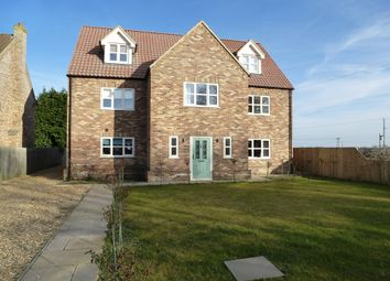 Thumbnail 5 bed detached house for sale in Burrettgate Road, Walsoken, Wisbech