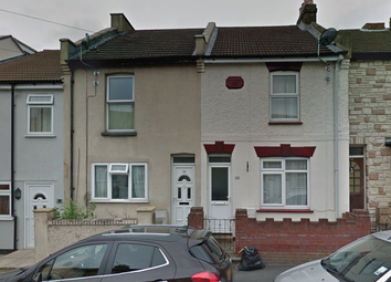Thumbnail 3 bed terraced house to rent in Shakespeare Road, Gillingham, Kent