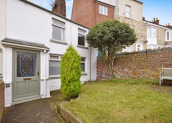 Thumbnail 2 bed terraced house for sale in Hope Terrace, Whitby