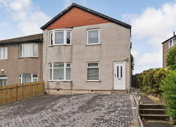 Thumbnail 2 bedroom flat for sale in Crofthouse Drive, Croftfoot, Glasgow