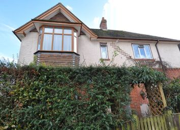 Thumbnail 3 bed semi-detached house for sale in Shrubbs Hill Gardens, Lyndhurst