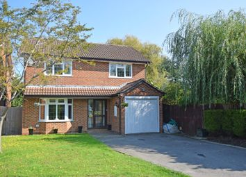 Malthouse Close, Church Crookham, Fleet GU52. 4 bed detached house