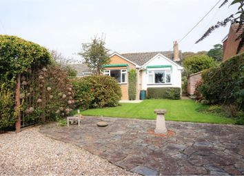 Thumbnail 2 bed detached bungalow for sale in Pixie Lane, Braunton