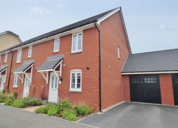 Thumbnail 3 bed semi-detached house for sale in Hockmore Drive, Newton Abbot