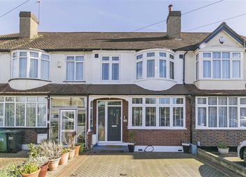 Thumbnail 3 bed terraced house for sale in Ardrossan Gardens, Worcester Park, Surrey