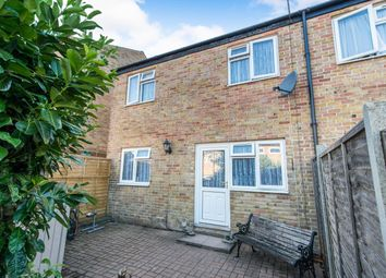 Thumbnail 2 bed end terrace house to rent in Turin Court, Andover