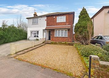 Thumbnail 3 bed semi-detached house for sale in Millbrook Road East, Southampton