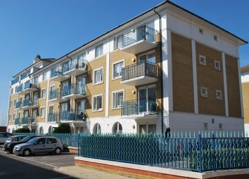 Thumbnail 2 bed flat for sale in The Strand, Brighton Marina