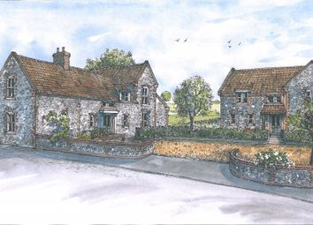 Thumbnail 4 bed detached house for sale in Holt Road, Cley-Next-The-Sea, Norfolk