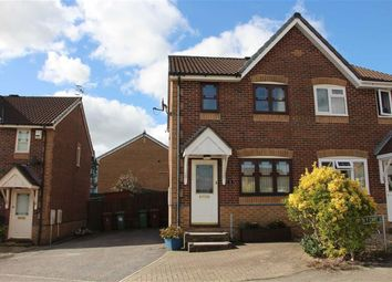 Thumbnail 2 bed semi-detached house for sale in Gwaun Y Cwrt, Castle View, Caerphilly