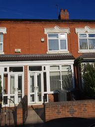 Thumbnail 2 bed terraced house to rent in Knowle Road, Birmingham