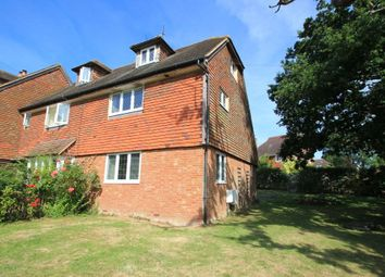 Thumbnail 3 bed semi-detached house for sale in Russetings Cottages, Marden, Kent
