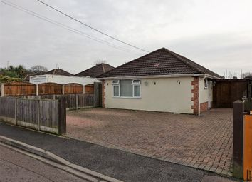 Thumbnail 2 bed detached bungalow for sale in Stanley Road, Holbury, Southampton