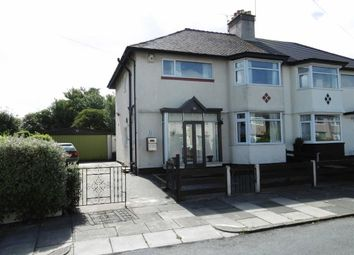 Thumbnail 3 bedroom semi-detached house for sale in Broadway Avenue, Wallasey, Wirral