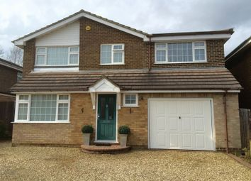 Thumbnail 4 bedroom property for sale in Lavender Road, Basingstoke