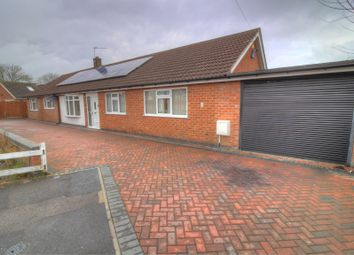 Thumbnail 5 bed bungalow for sale in Ballater Close, Leicester