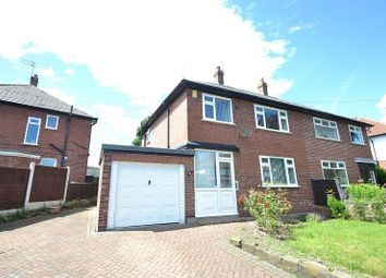 Thumbnail 3 bed semi-detached house for sale in Stainburn Terrace, Moortown, Leeds