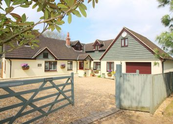 Thumbnail 5 bed detached house for sale in Stapley Lane, Ropley, Alresford