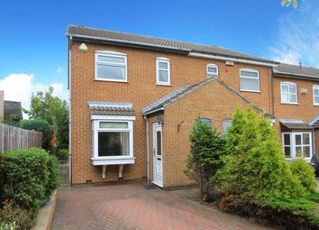 Thumbnail 2 bedroom town house for sale in Charnwood Court, Sothall, Sheffield, South Yorkshire