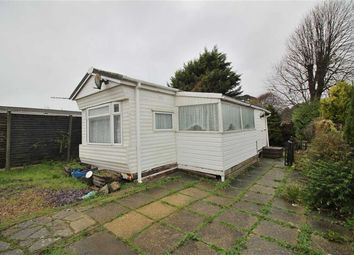 Thumbnail 1 bed mobile/park home for sale in Field Place, Naish Estate, New Milton