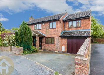 Thumbnail 5 bed detached house for sale in North Bank Rise, Royal Wootton Bassett, Swindon