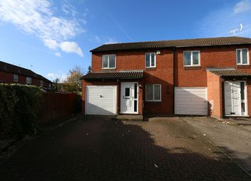 Thumbnail 3 bed semi-detached house to rent in The Delph, Lower Earley, Reading, Berkshire