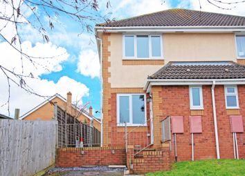 Thumbnail 2 bedroom semi-detached house to rent in Bucknill Close, Exminster, Exeter