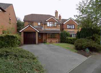 Thumbnail 4 bed detached house to rent in Eastmoor, Worsley