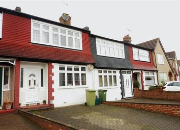 Thumbnail 3 bed terraced house for sale in Glenview, Upper Abbey Wood, London