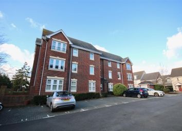 Thumbnail 2 bed flat for sale in Britannia House, Oysell Gardens, Fareham