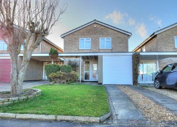 Thumbnail 4 bed detached house for sale in Parker Close, Norwich