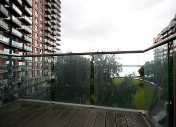 Thumbnail 2 bed flat to rent in New Providence Wharf, Fairmont Avenue, Lonodon