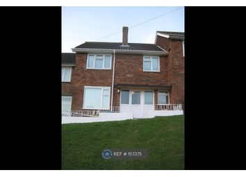 Thumbnail 4 bed terraced house to rent in Queensway, Brighton