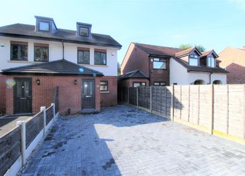 Thumbnail 3 bed semi-detached house to rent in St. Hildas Road, Northenden, Manchester