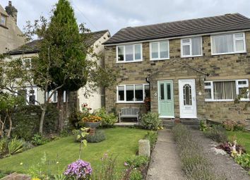Thumbnail 2 bed semi-detached house for sale in Marsh Lane, Shepley