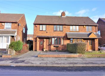 Thumbnail 3 bedroom semi-detached house for sale in Attlee Road, Walsall