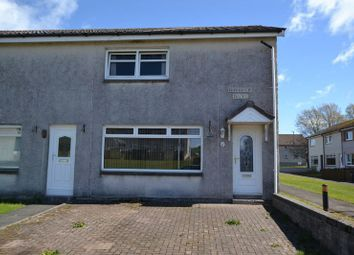 Thumbnail 2 bed terraced house for sale in Differick Drive, Lesmahagow, Lanark