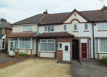 Thumbnail 2 bed terraced house for sale in Shalford Road, Olton, Solihull
