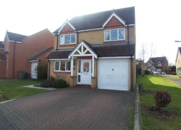 Thumbnail 4 bed detached house to rent in Walters Close, Cheshunt, Waltham Cross